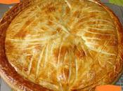 Galette rois frangipane/crème pâtissière