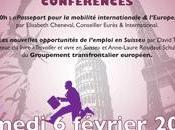 Salon carrières internationales Annecy conférences gratuites