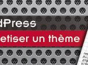 WordPress comment widgetiser thème