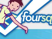 FourSquare nouveau Twitter