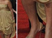 Golden Globes: elles poils tapis rouge!
