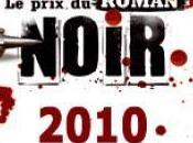 titres lice pour Prix roman noir 2010