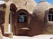maisons écologiques Superadobe Nader Khalili