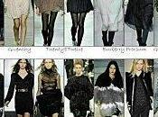 Programme Fashion Week lundi janvier 2010