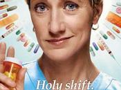 """26/01 PROMO L'affiche officielle """"Nurse Jackie"""" (saison 2)!!!"""
