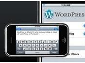 Gérer blog avec l'Iphone