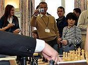 Festival d'échecs Gibraltar ronde Live