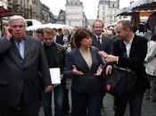 Martine Aubry fait choix proposant liste alternative celle Georges Frèche