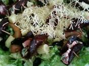 Salade betterave farcie fromage