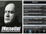 Italie, l'application Mussolini fait tabac
