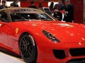 Ferrari hybride salon Genève 2010