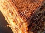 Gâteau crêpes chocolat /noisettes/ orange pour chandeleur gourmande
