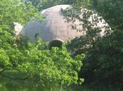 maison bulle dans Gard