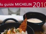 Michelin dévoile liste Gourmand 2010