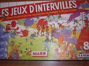 Jeux société JEUX D'INTERVILLES Mako