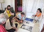 roman graphique franco-cubain préparation chez Elan