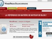 Créer blog avec Wordpress