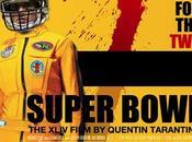 Super Bowl filmé Quentin Tarantino