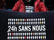 FlashMob Pour Journée Sans Immigrés.