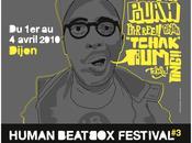 Human Beatbox Festival avril Dijon