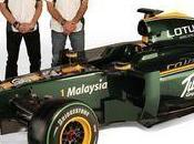 Présentation Lotus T127