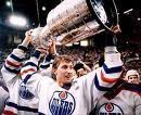 Vancouver Wayne Gretzky allume