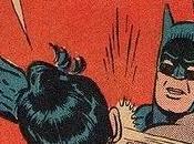 Générateur d'un strip Batman colle claque Robin