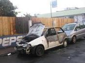 Saint-Pierre, voitures brûlent aussi