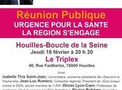 Déplacement soutien liste Huchon dans Yvelines