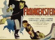 3OOOieme adaptation Frankenstein cinéma