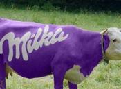Milka, vache, marmotte autres
