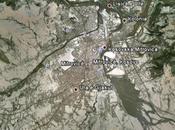Mitrovica Kosovska quelle(s) ville(s) dans Google Earth