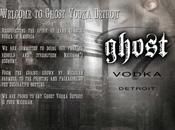 Ghost Vodka Detroit