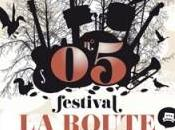 Route rock hiver annule