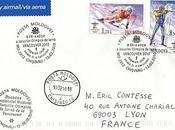 """Nouveaux timbres """"Vancouver 2010"""""""