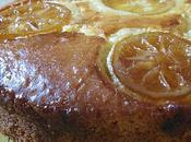 Gâteau orange coco citrons confits