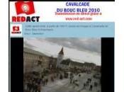 Diffusion cavalcade Bouc Bleu direct concret Red-Act