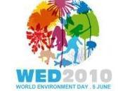 Journée mondiale l'environnement sera célébrée Rwanda juin 2010