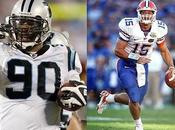 Miettes Mardi: Julius Peppers, Tebow plus...