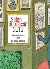 Salon Dessin mars 2010