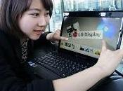 écran pour notebook certifié Windows Touch