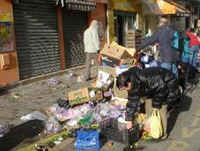 quartier Faubourg Saint-Antoine Paris marchés étrange rencontre avec Gérard Garouste