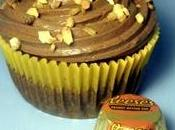 Reese's Cupcakes