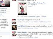 Radio Facebook (suite): Marketing viral pour Virgin radio