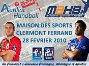 Aurillac Montpellier guichet fermé Clermont-Ferrand