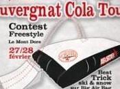 L'Auvergnat Cola Tour s'arrête Mont-Dore