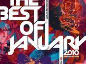 "Mixtape mensuelle ""Best January 2010"""