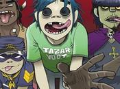 Gorillaz White Flag (featuring Kano, Bashy Lebanese National Orchestra Oriental Arabic Music)
