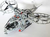 Avatar batle helicoptere, Lego