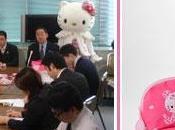 Collaboration Hello Kitty Sakura Panda